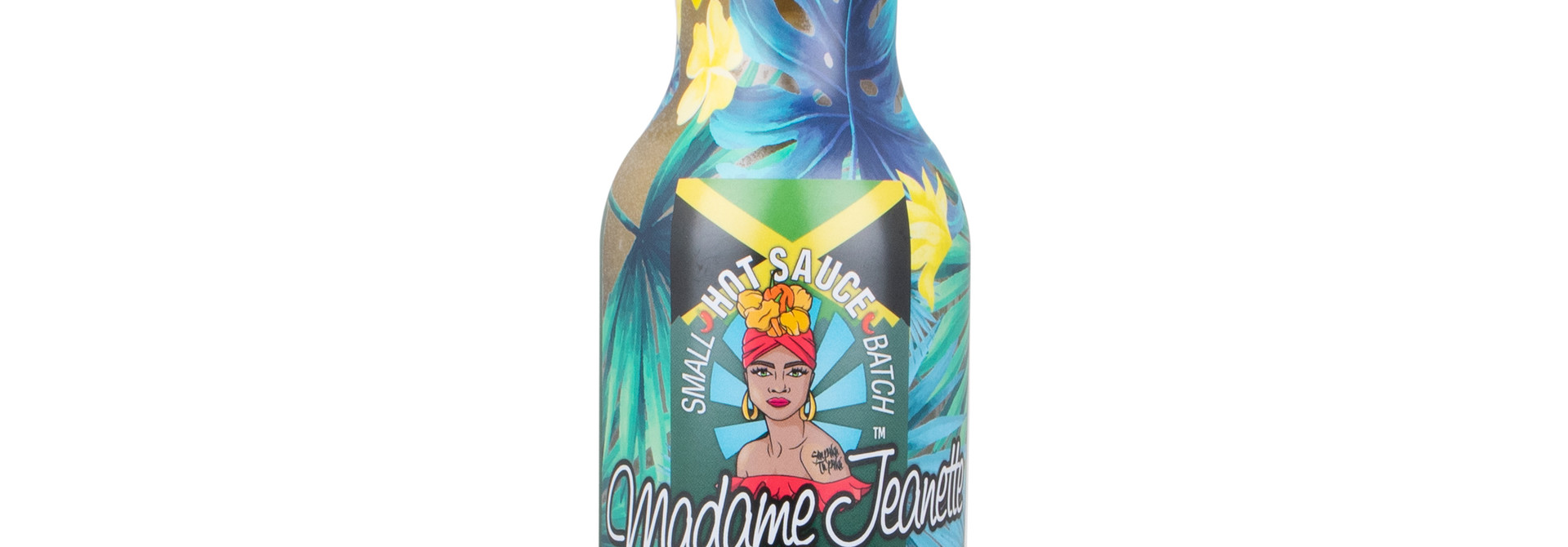 Madame Jeanette Hot Sauce™️ - Jamaican Jive 200ml Glass Bottle