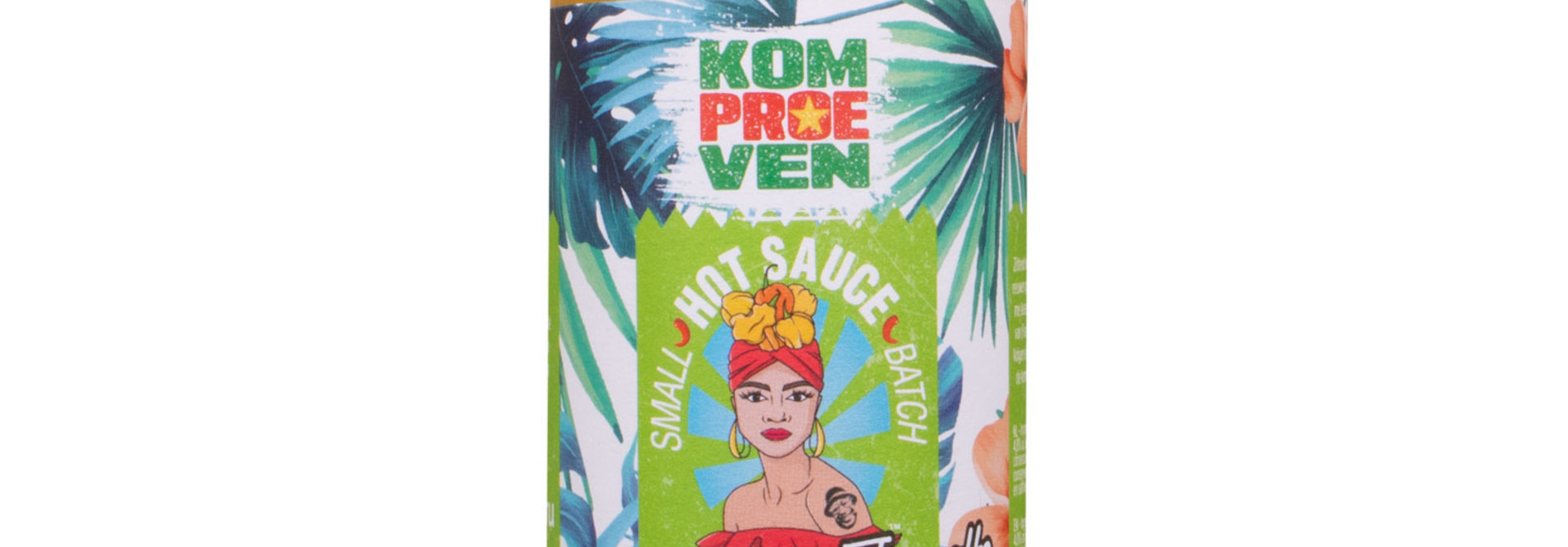 Komproeven X Madame Jeanette™ - Onion Piccalilly 250ml