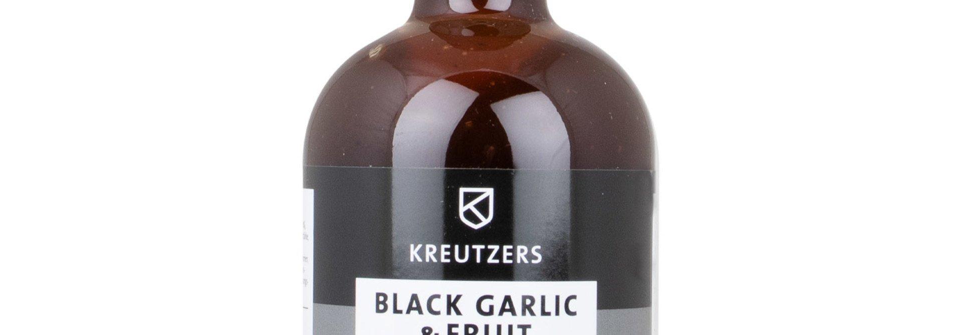 Saus.Guru X Kreutzers - Black Garlic & Fruit