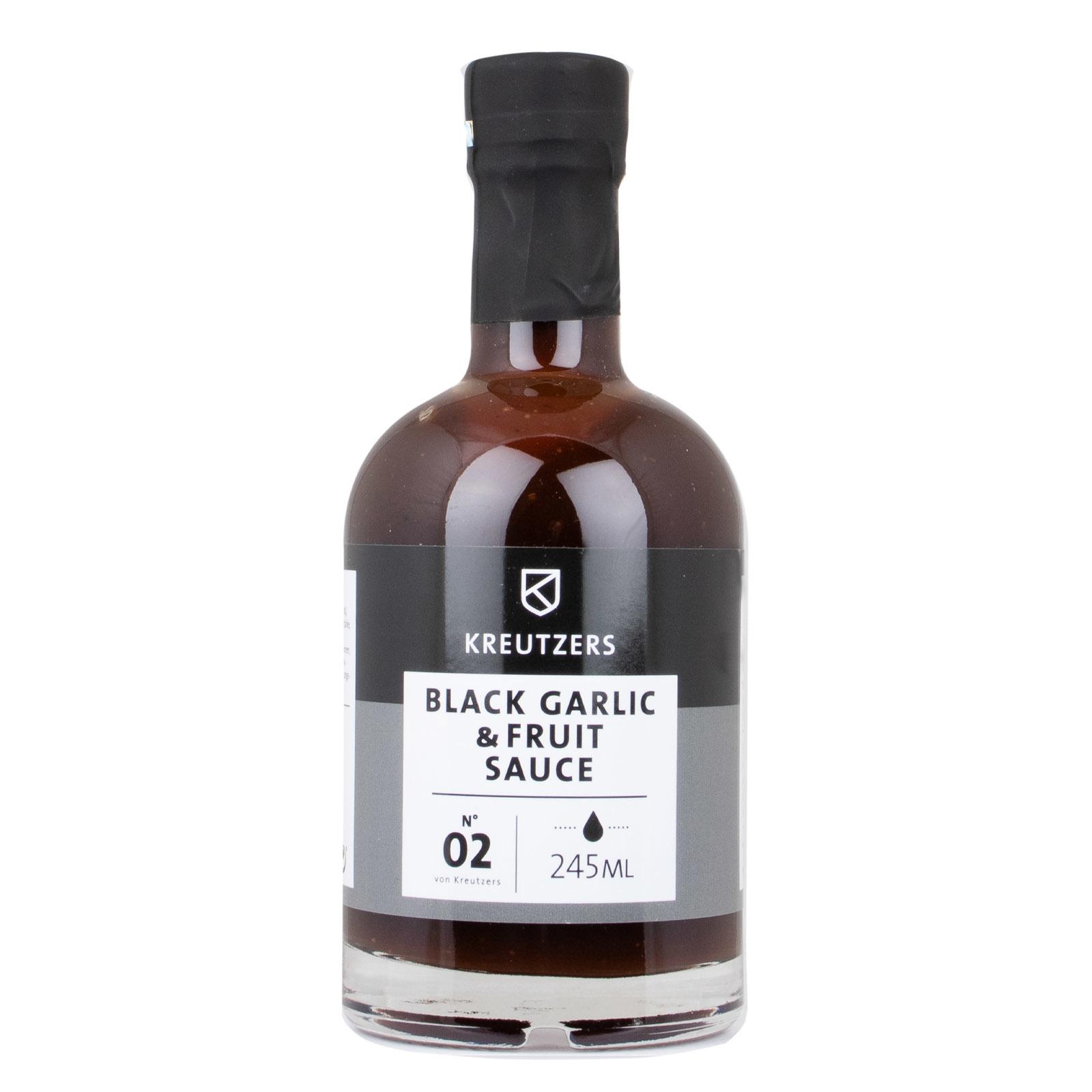 Saus.Guru X Kreutzers - Black Garlic & Fruit-1