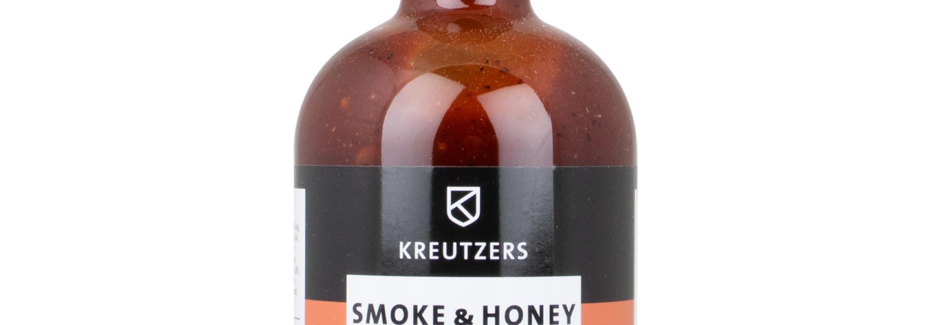 Saus.Guru X Kreutzers - Smoke & Honey