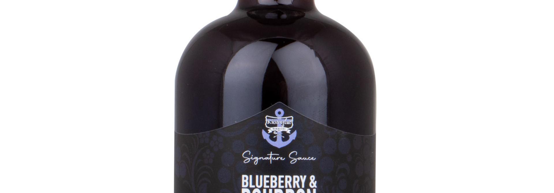 Küstenglut's Blueberry & Bourbon BBQ Sauce