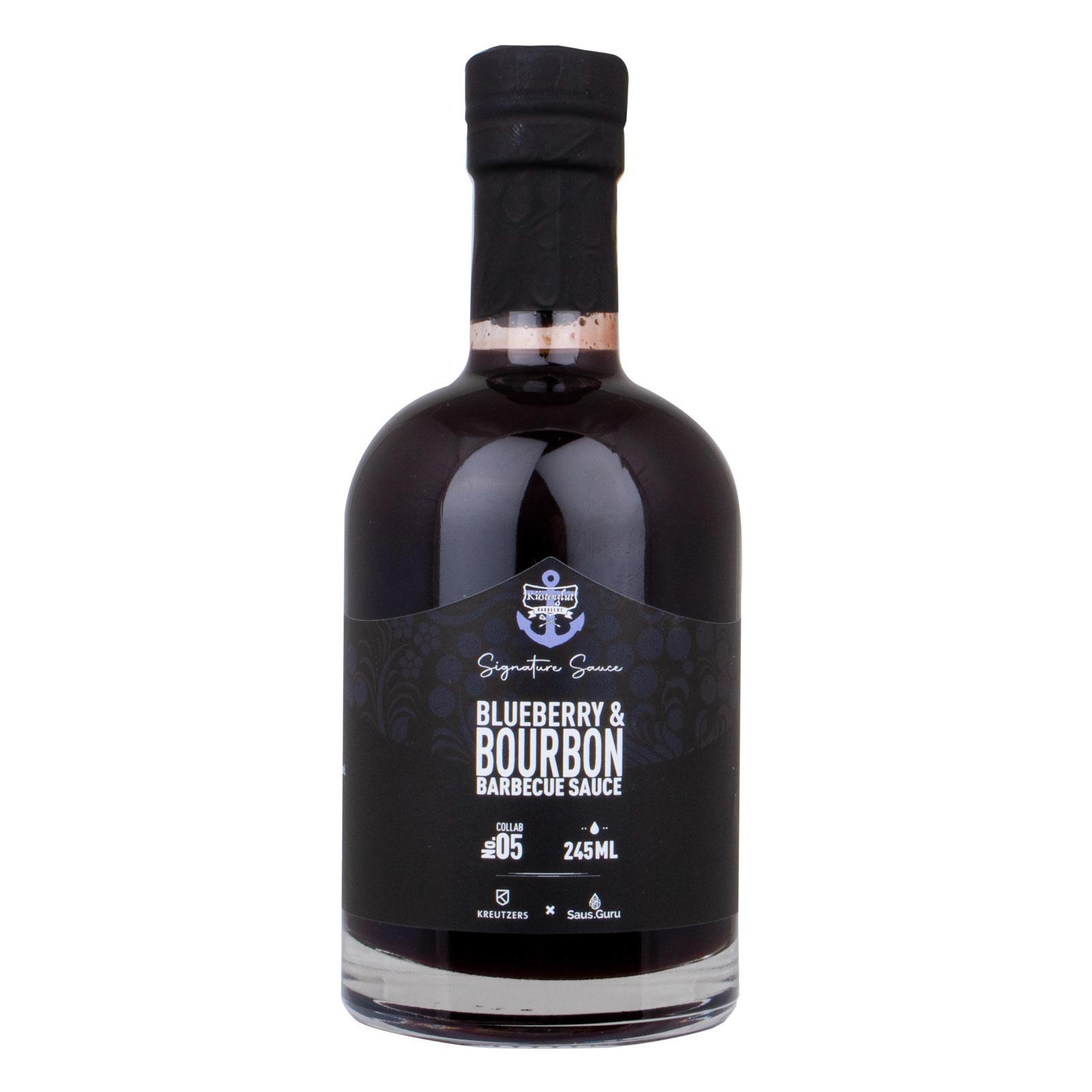 Küstenglut's Blueberry & Bourbon BBQ Sauce-1