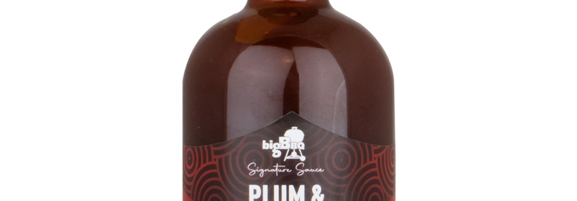 BigBBQ - Plum & Cherry BBQ Sauce