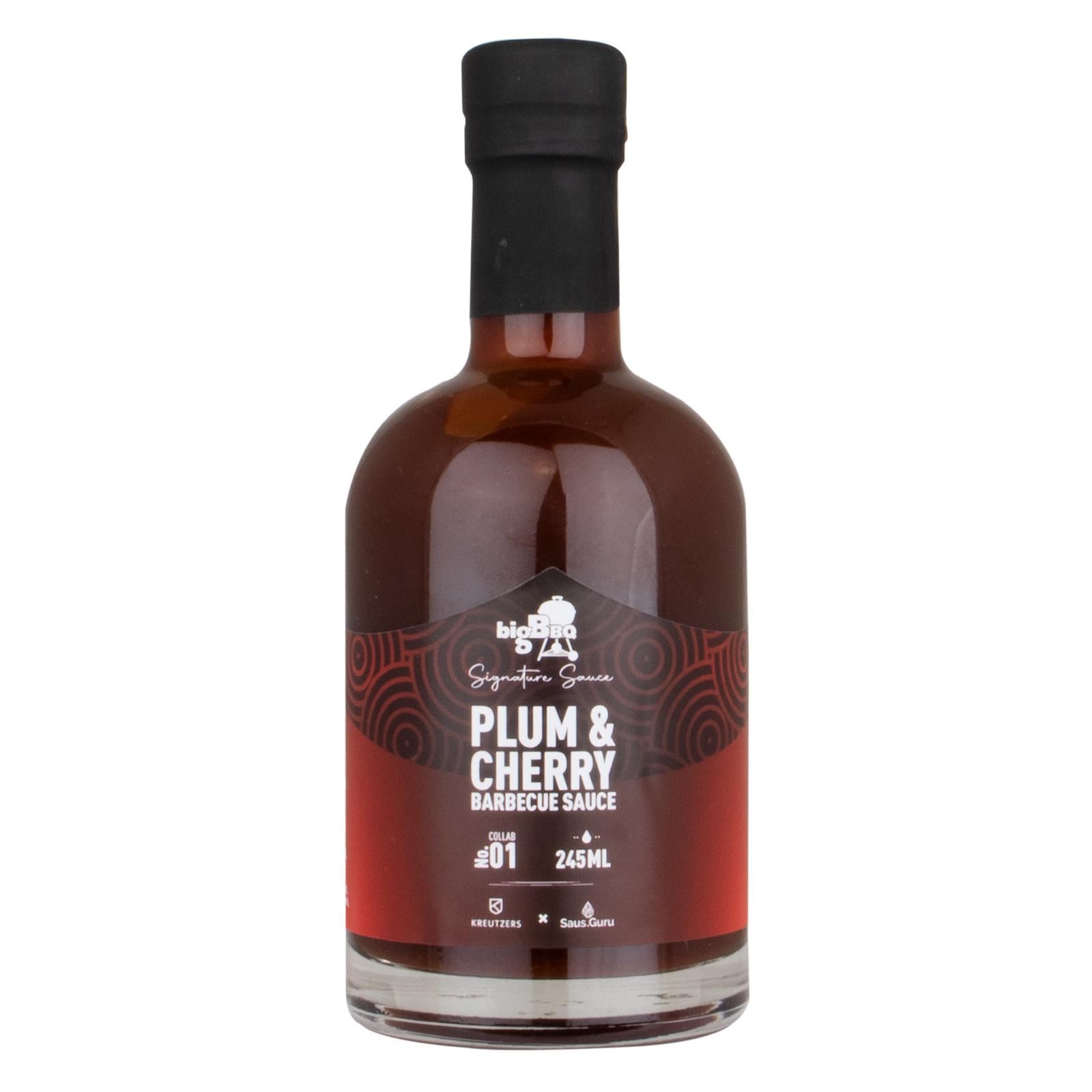 BigBBQ - Plum & Cherry BBQ Sauce-1