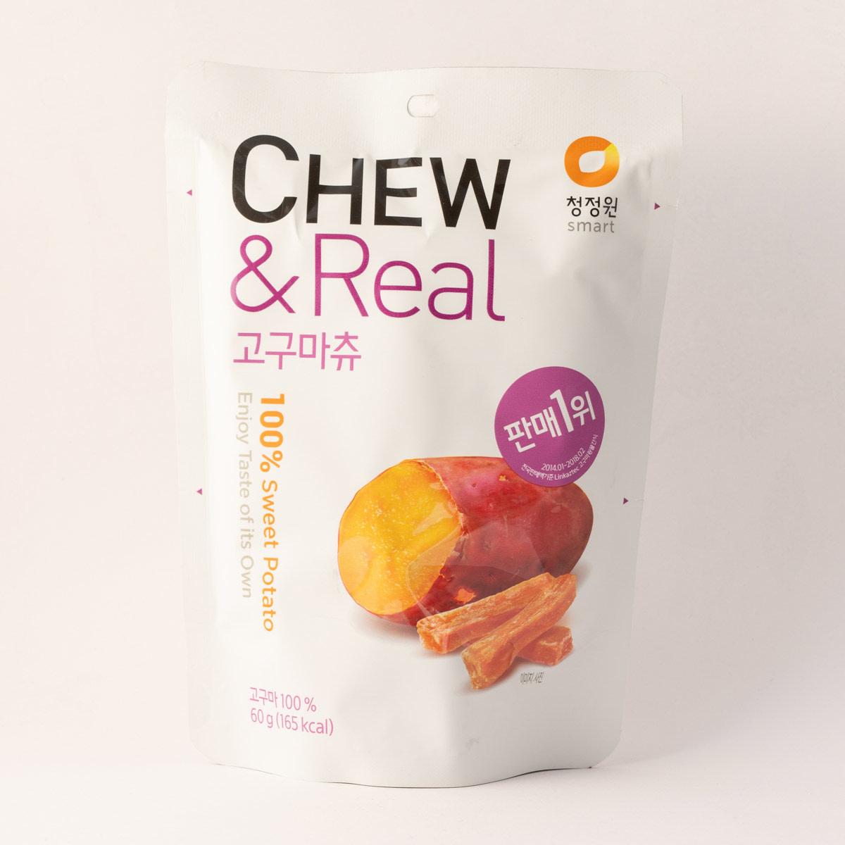 Chew & Real Zoete Aardappel