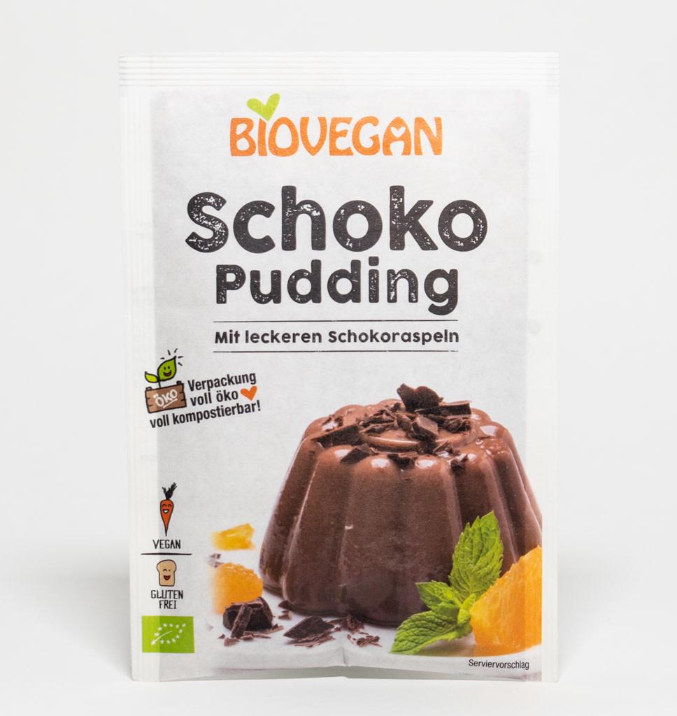 BIOVEGAN BIOVEGAN Choco Pudding