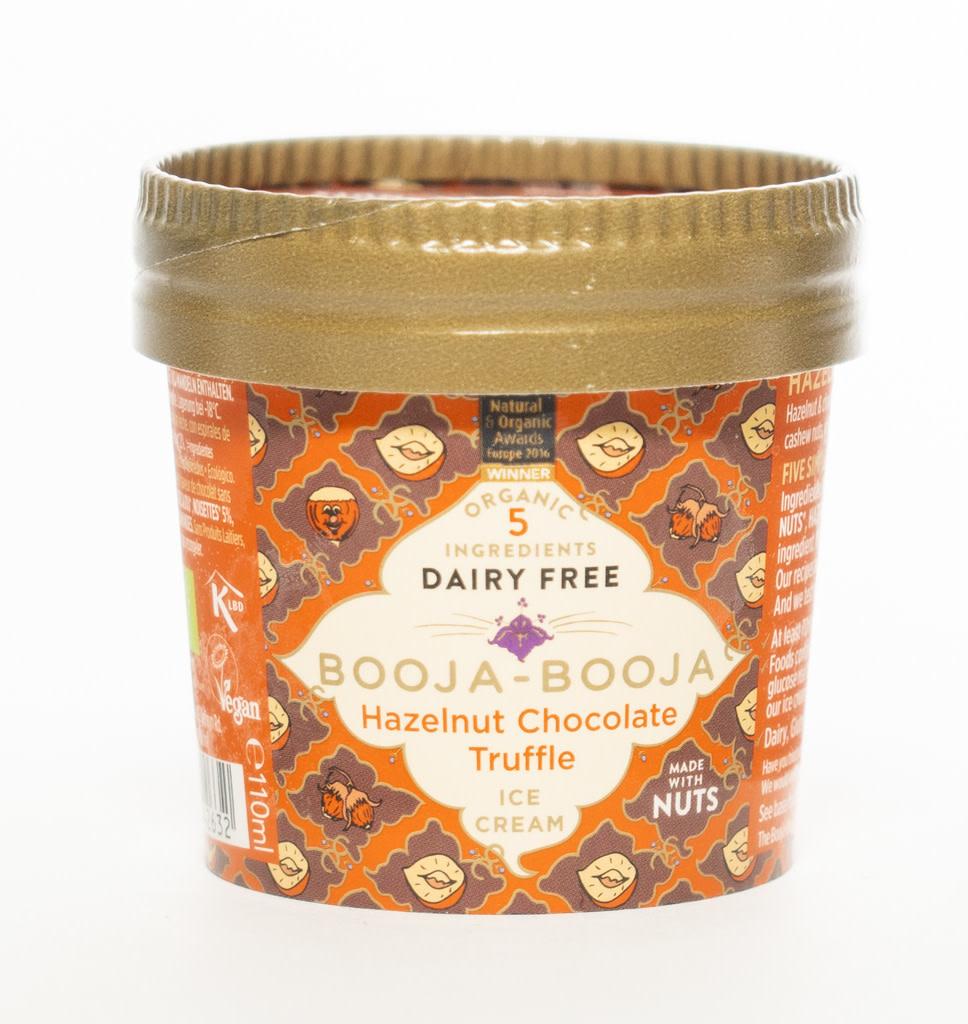 Booja-Booja Hazelnut Chocolate Truffel (110ml)