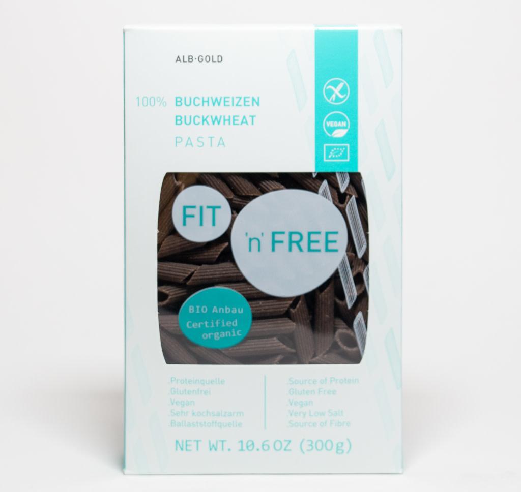 FIT'N'FREE Fit 'n' Free Buckwheat Penne