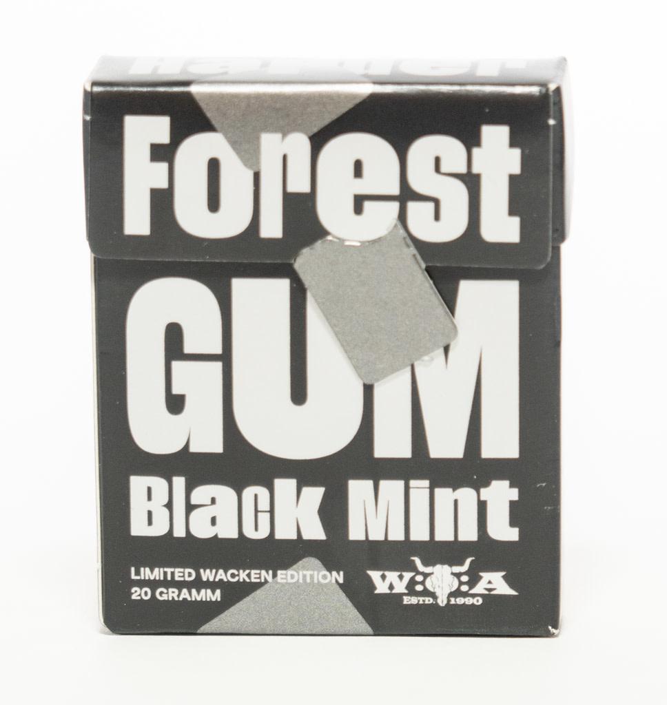 FOREST GUM FOREST GUM Black Mint