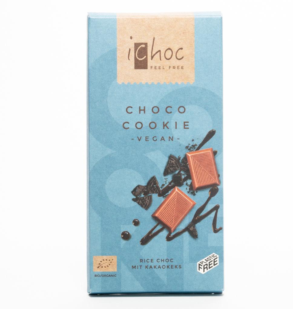 iCHOC iChoc Choco Cookie Chocolade
