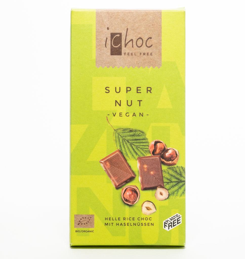 iCHOC iChoc Super Noot Chocolade