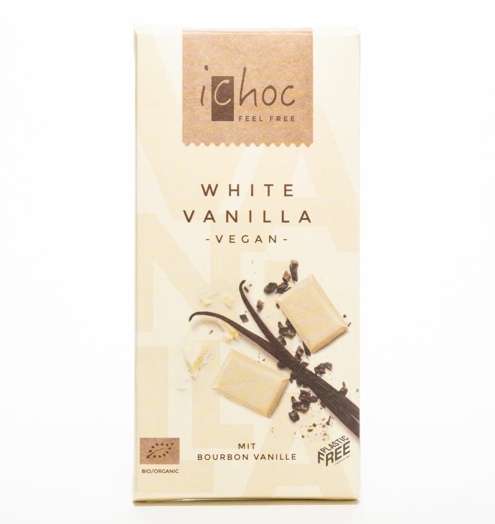 iCHOC iChoc Witte Vanille Chocolade