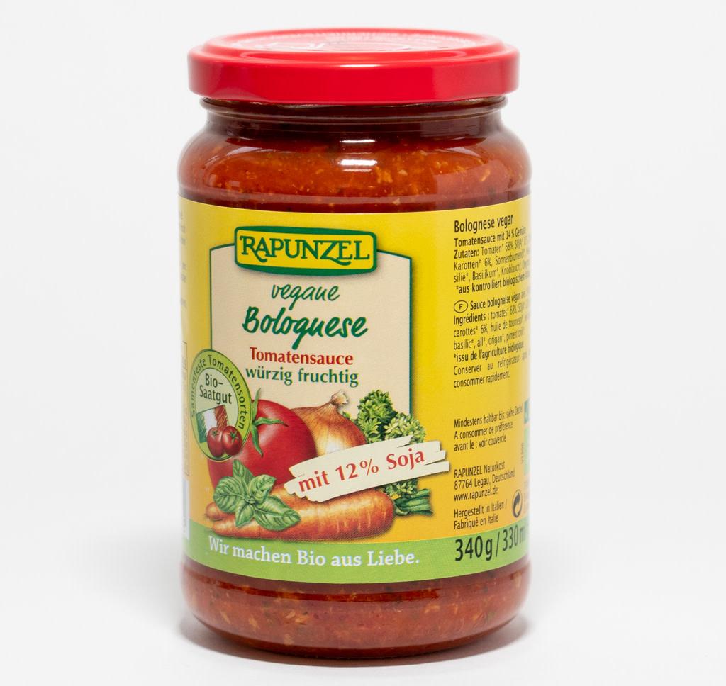 RAPUNZEL Rapunzel Vegan Bolognese
