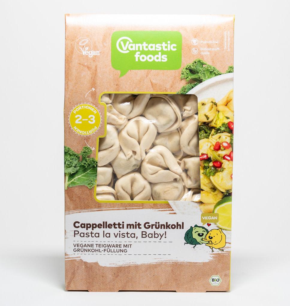 VANTASTIC FOODS VANTASTIC FOODS Cappelletti Boerenkool Pasta