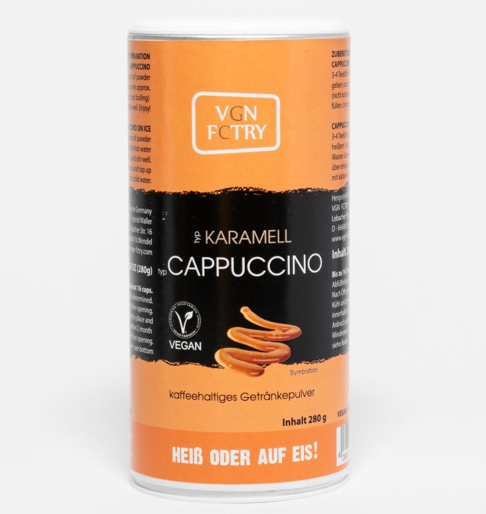 VGN FCTRY VGN FCTRY Cappuccino Caramel