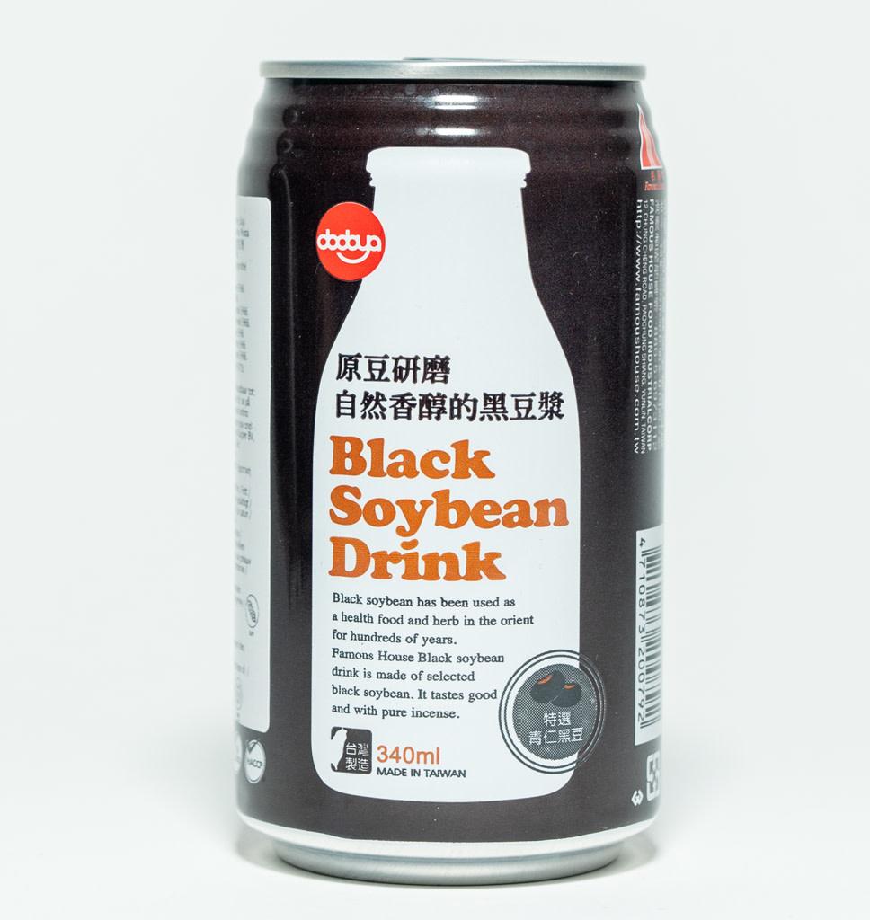 Zwarte Sojaboon Drank