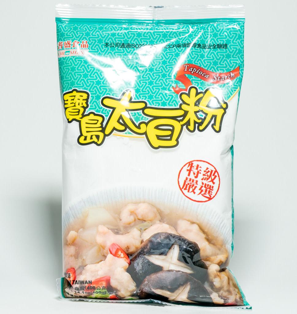 Chi Sheng Aardappelzetmeel