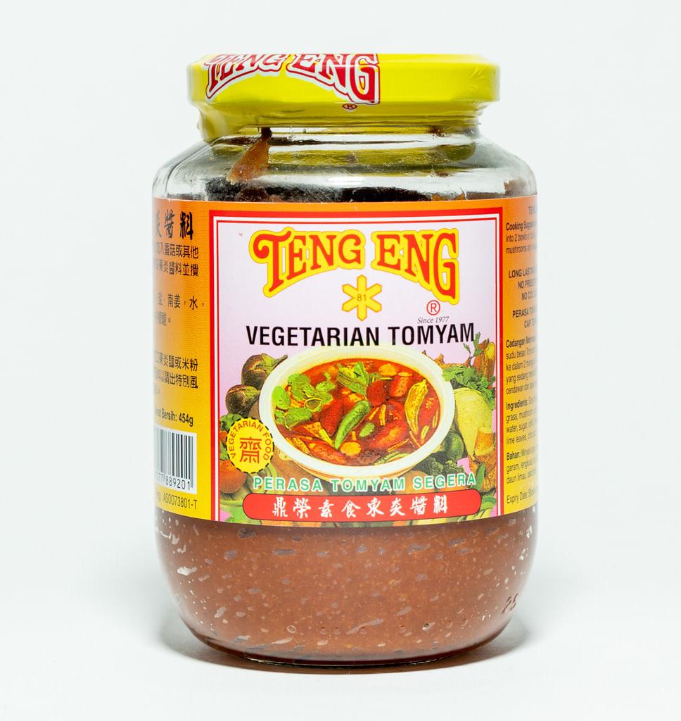 Teng Eng Vegan TomYam