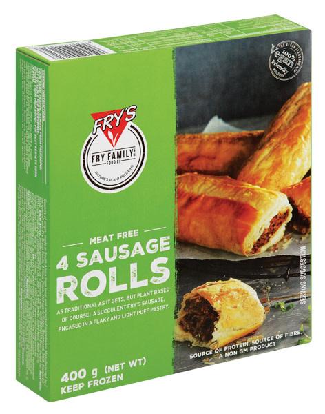 FRY'S FRY'S Sausage Rolls