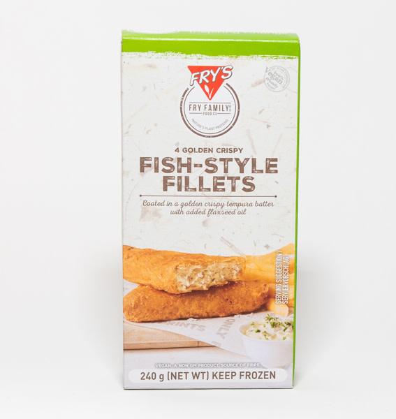 FRY'S FRY'S Vis Style Filets