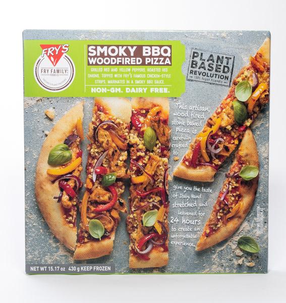 FRY'S FRY'S Pizza Smokey BBQ