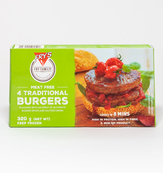 FRY'S FRY'S Traditionele Burger