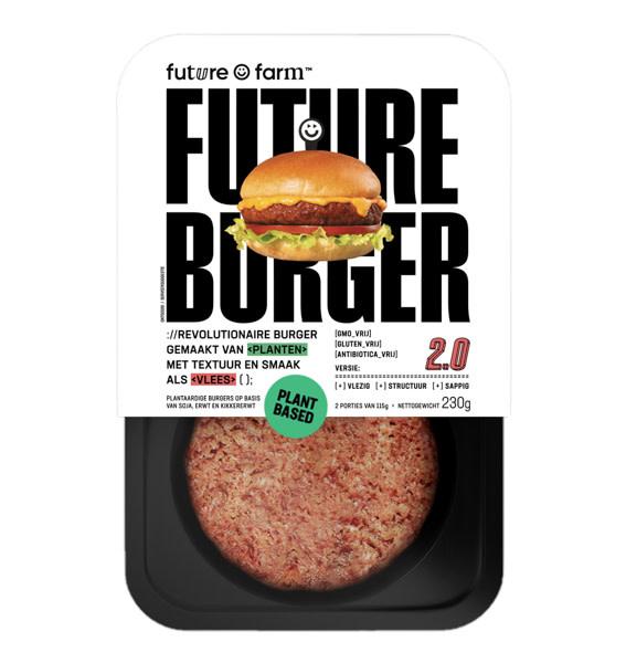 FUTURE FARM FUTURE FARM Burger