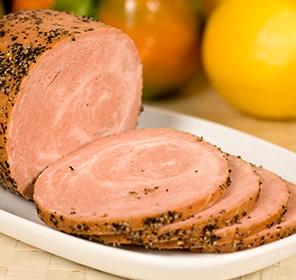 GOURMET'S VEGI GOURMET'S VEGI Vegan Zwarte Peper Ham