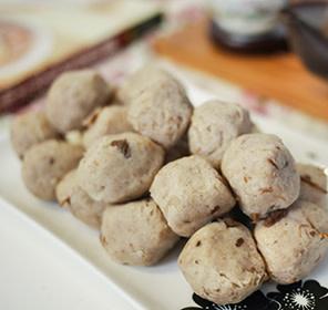 GOURMET'S VEGI GOURMET'S VEGI Vegan Mushroom Ball