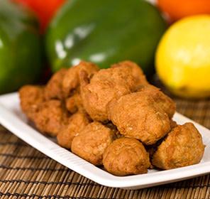 GOURMET'S VEGI GOURMET'S VEGI Vegan Kip met Sesamolie