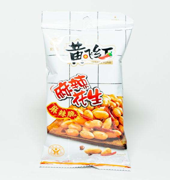 HUANG FEI HONG Pittige Pinda (70g)