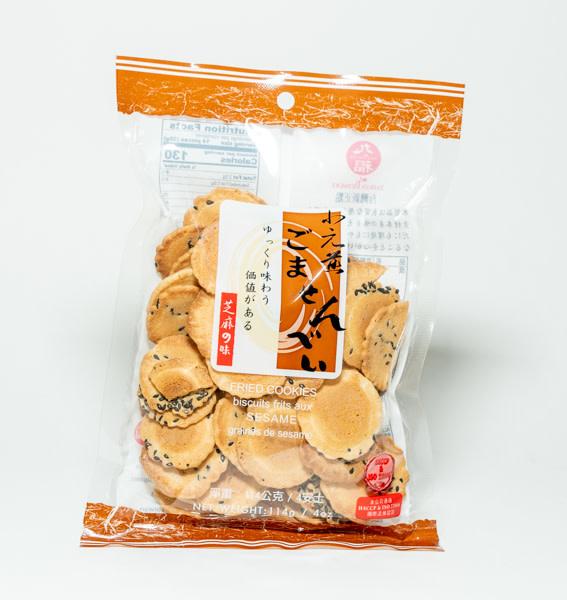 Fried Cookies Sesame