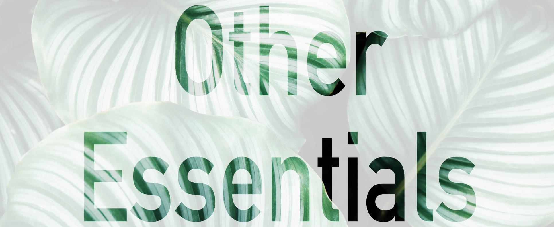 Other Essentials