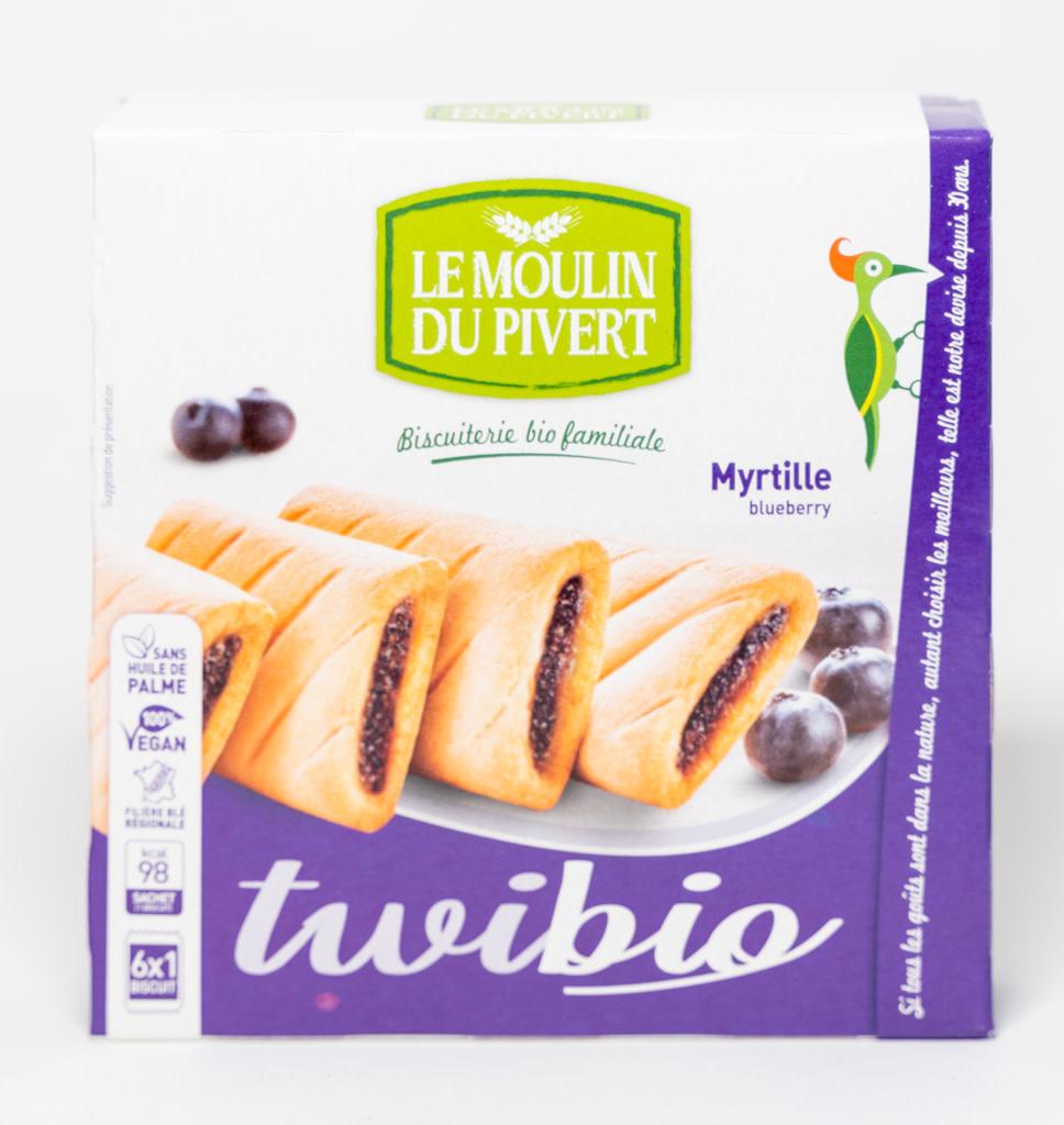 LE MOULIN DU PIVERT LE MOULIN DU PIVERT Biscuits with Blueberry Filling