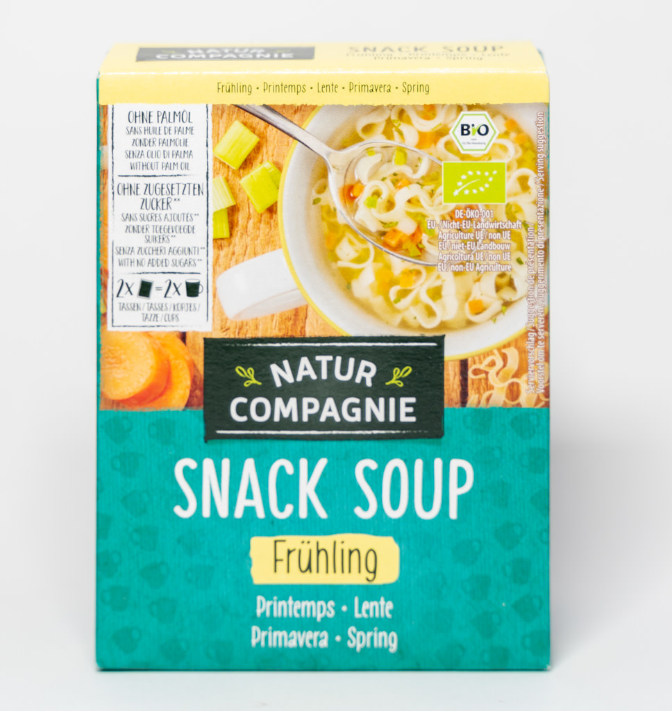 NATUR COMPAGNIE NATUR COMPAGNIE Snack Soup - Spring
