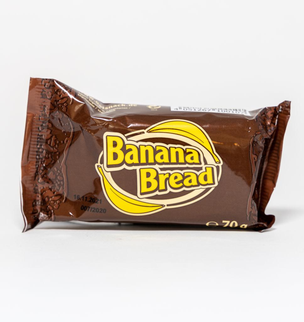 OATSNACKS Banana Bread