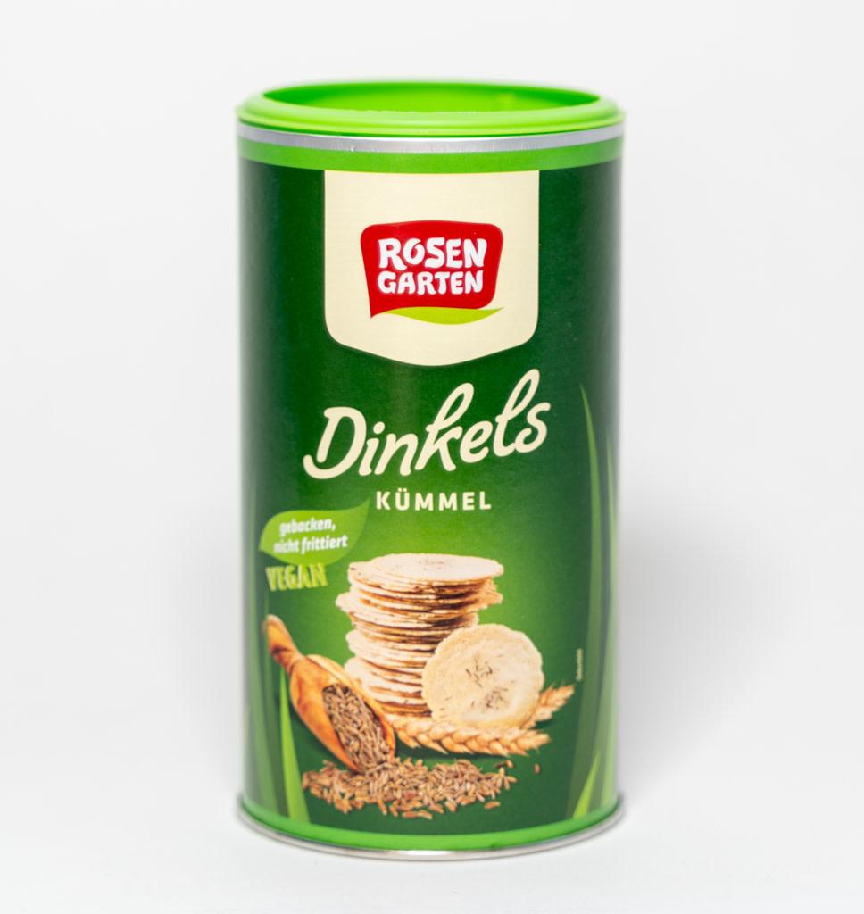ROSEN GARTEN ROSEN GARTEN Vegan Flinterdun Speltcracker Karwij
