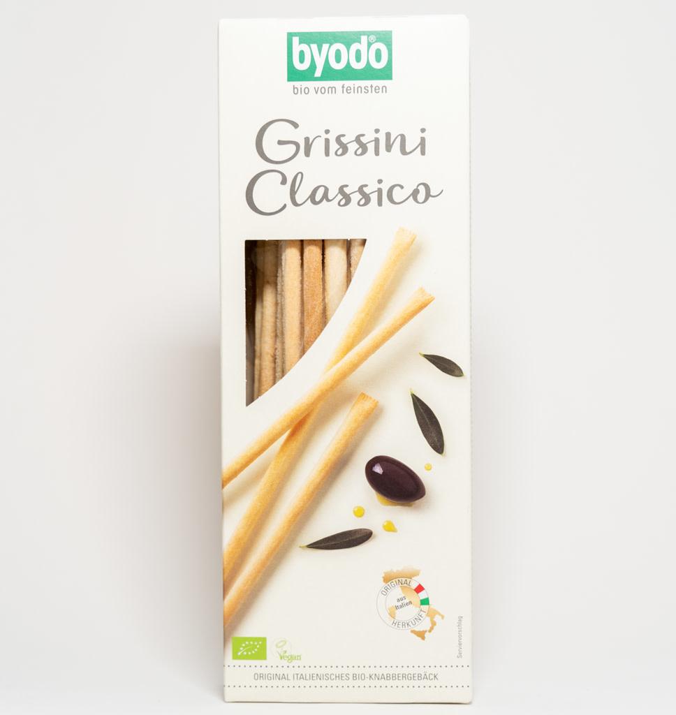 BYODO BYODO Vegan Grissini Classico