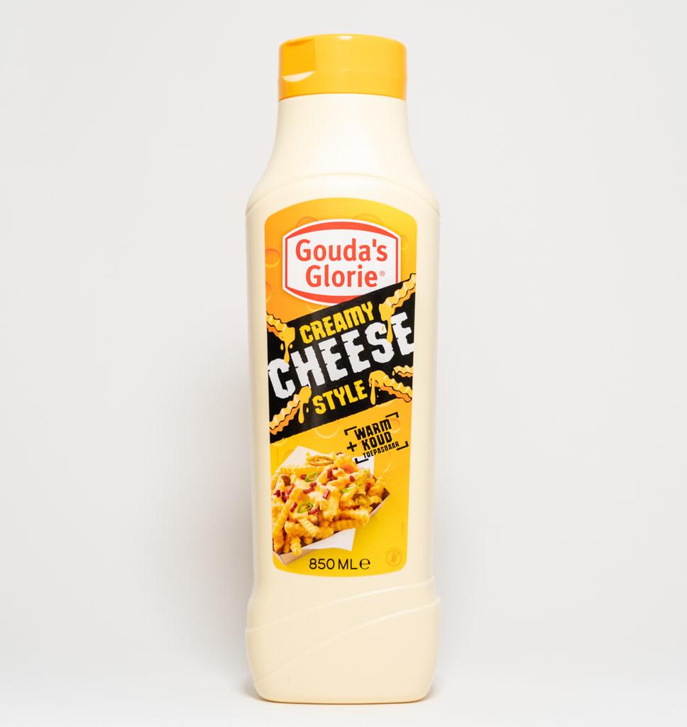 GOUDA'S GLORIE GOUDA'S GLORIE Vegan Creamy Cheese Style