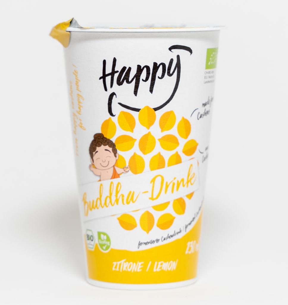 HAPPY CASHEW HAPPY CASHEW Vegan Biologisch Buddha-Drink Citroen