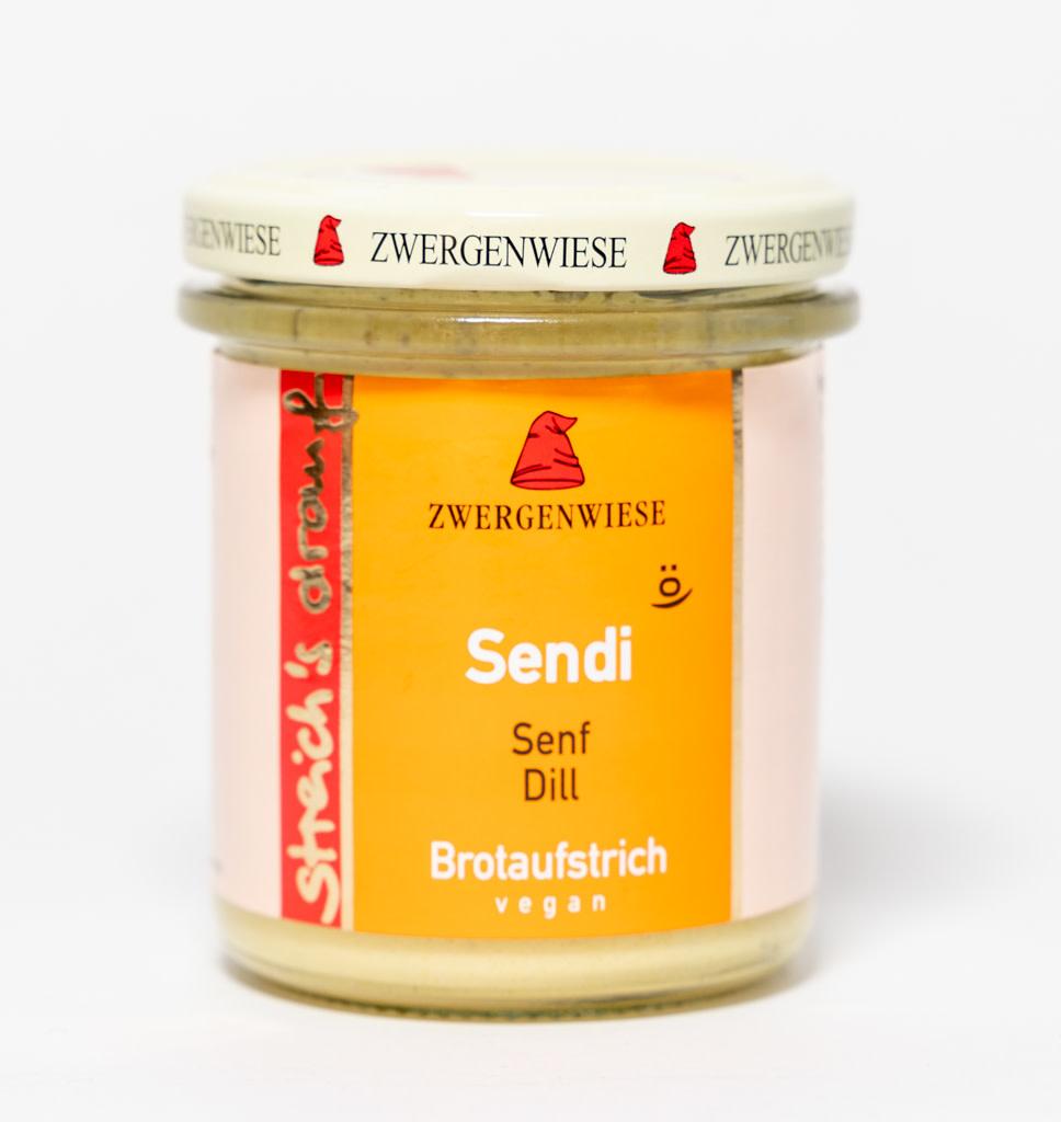 ZWERGENWIESE ZWERGENWIESE Mustard Dill Spread