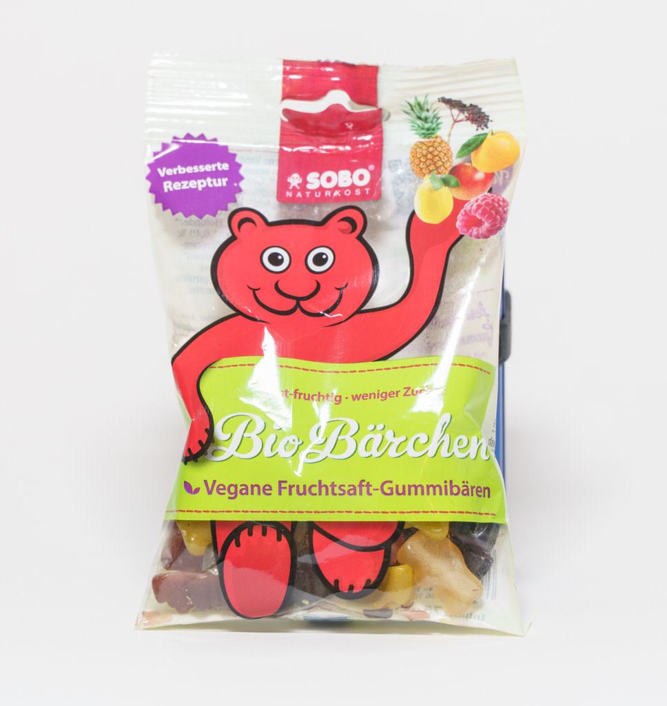 SOBO Bio Gummy Bears