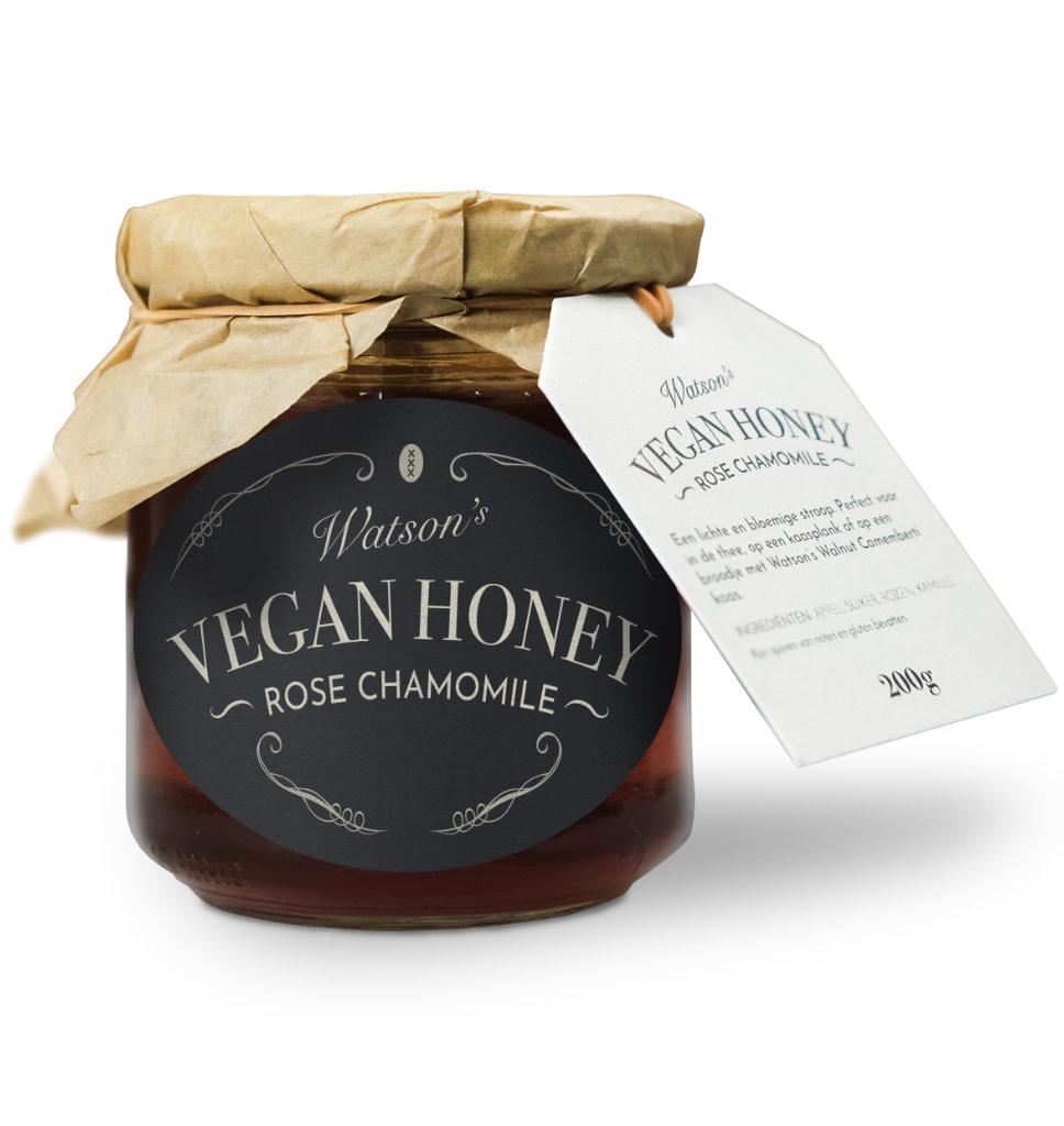 Watson's Food Watson's Food Vegan Honing (Rose Kamille)