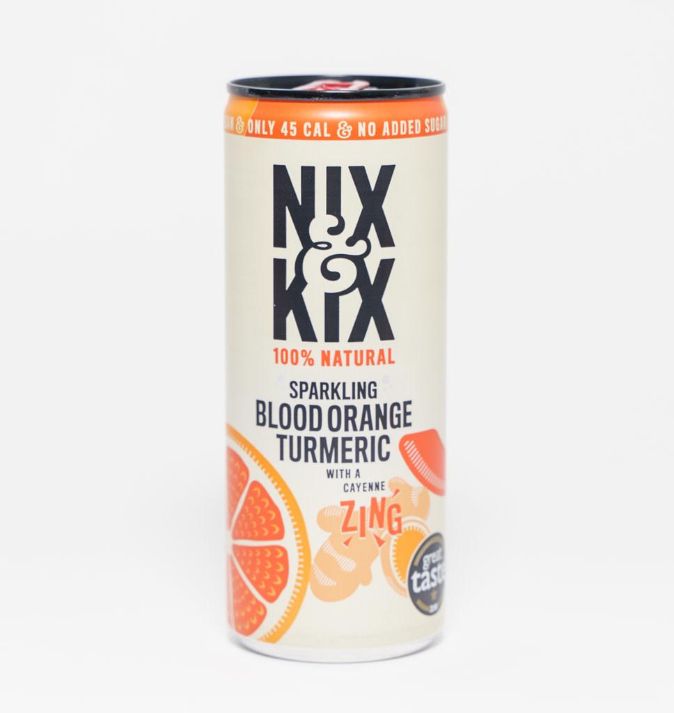NIX AND KIX Nix And Kix Blood Orange