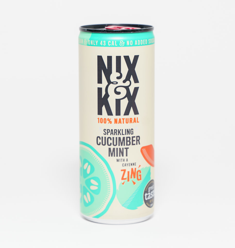 NIX AND KIX Nix And Kix Komkommer Mint