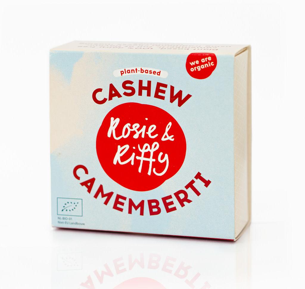ROSIE & RIFFY ROSIE & RIFFY Cashew Camemberti - Natural