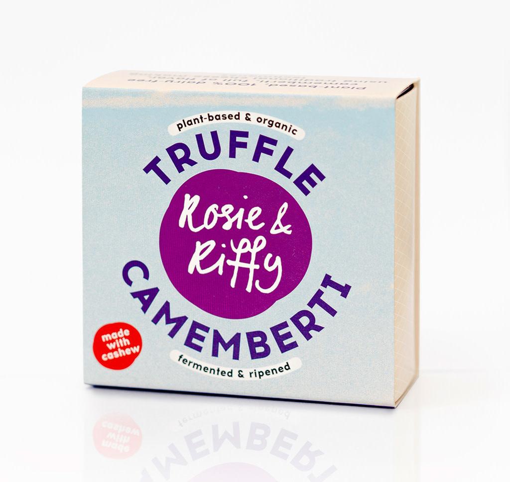 ROSIE & RIFFY ROSIE & RIFFY Cashew  Camemberti - Truffle