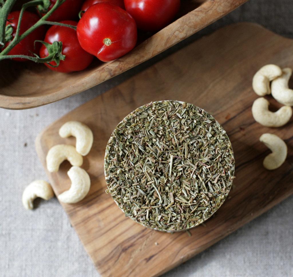 ROSIE & RIFFY ROSIE & RIFFY Creamy Cashew Wheels - Herbes de Provence