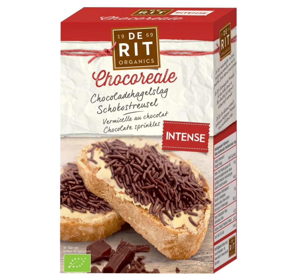 DE RIT Dark Chocolate Sprinkles